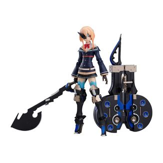Figma 456 San Heavily Armed High School Girls