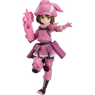 Figma 459 Llenn Sword Art Online Alternative Gun Gale Online