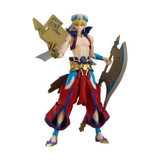 Figma 468 Gilgamesh Fate Grand Order Absolute Demonic Front Babylonia