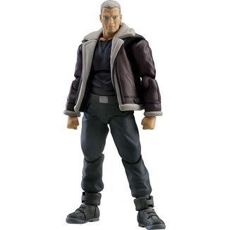 Batou SAC Figma 482 Ghost in the Shell Stand Alone Complex