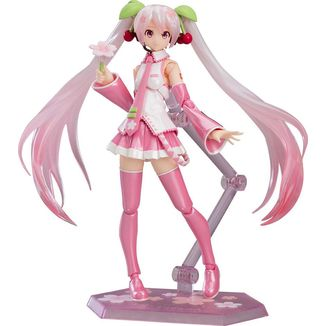 Figma EX 061 Sakura Miku Vocaloid