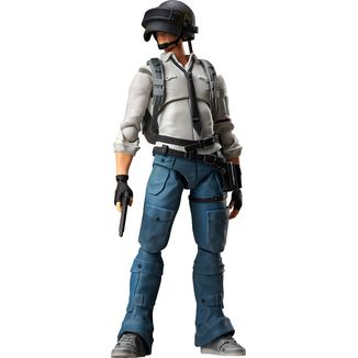 The Lone Survivor Figma EX 118 Playerunknown's Battlegrounds