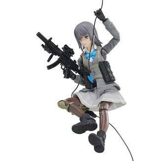 Figma SP 122 Rin Shirane Little Armory