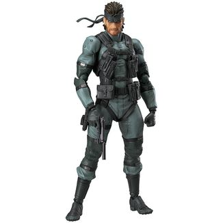 Solid Snake MGS2 ver Figma 243 Metal Gear Solid 2 Sons of Liberty