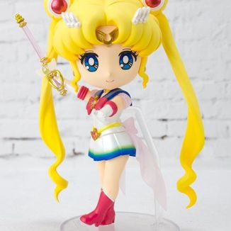 Super Sailor Moon Figuarts Mini Sailor Moon Eternal