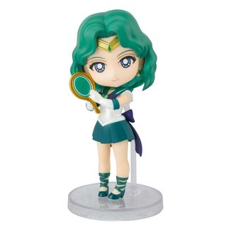 Figuarts Mini Super Sailor Neptuno Sailor Moon Eternal