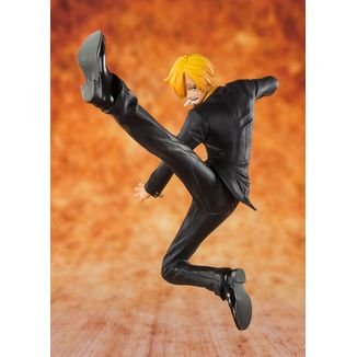 Black Leg Sanji Figuarts Zero One Piece