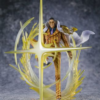 Borsalino Kizaru Figuarts Zero One Piece The Three Admirals