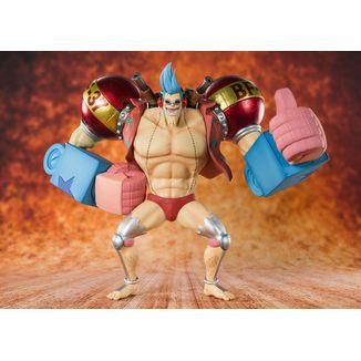 Cyborg Franky Figuarts Zero One Piece