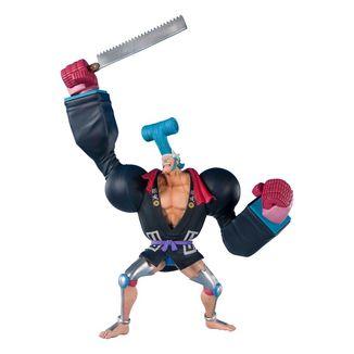 Franky Franosuke Figuarts Zero One Piece