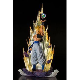 Figuarts Zero Gogeta SSJ Dragon Ball Z Fusion Reborn Chou Gekisen Extra Battle
