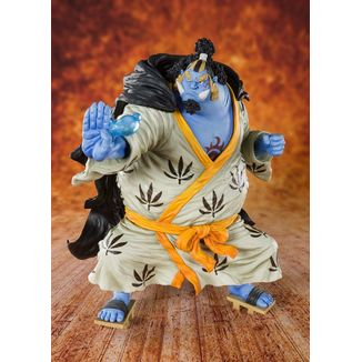 Knight of the Sea Jinbe Figuarts Zero One Piece