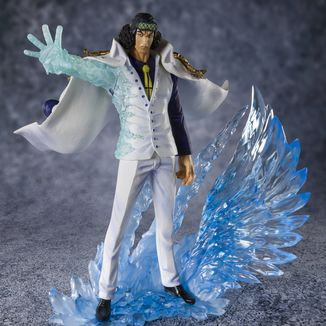 Kuzan Aokiji Figuarts Zero One Piece The Three Admirals