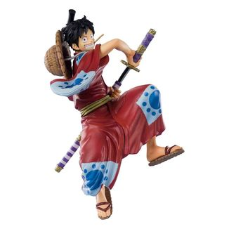 Monkey D Luffy Luffytaro Figuarts Zero One Piece
