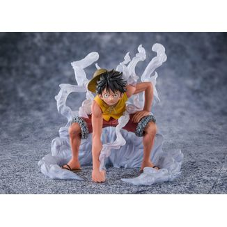 Figuarts Zero Monkey D Luffy Paramount War One Piece