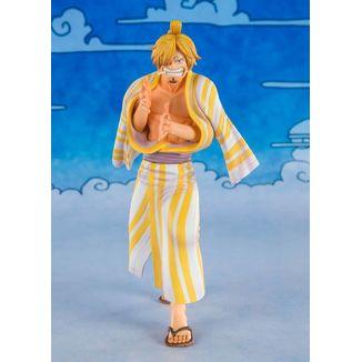 Figuarts Zero Sanji Sangoro One Piece