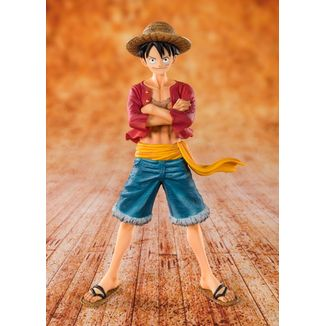 Straw Hat Luffy Figuarts Zero One Piece