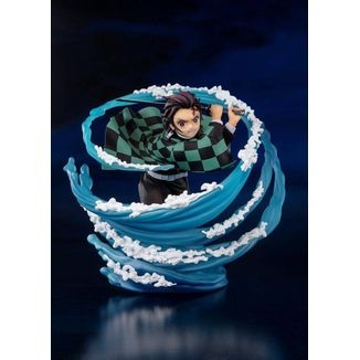 Figuarts Zero Tanjiro Kamado Breath of Water Kimetsu no Yaiba