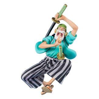 Figuarts Zero Usopp Usohachi One Piece