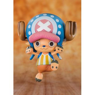 Cotton Candy Lover Chopper Figuarts Zero One Piece