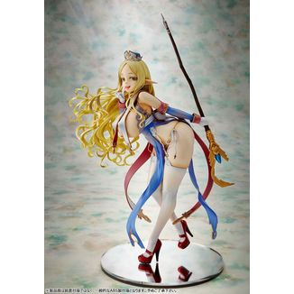 Figura 4th Villager Priscilla Original Character Elf Village Series