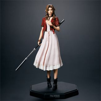 Figura Aerith Final Fantasy VII Remake