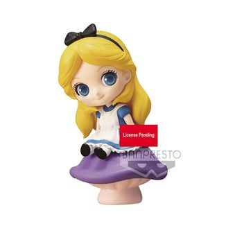 Alice Figure Disney Sweetiny Petit