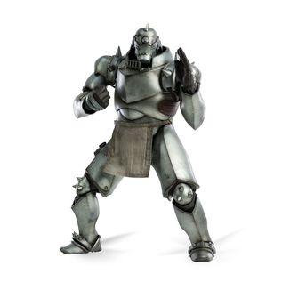 Alphonse Elric Figure Fullmetal Alchemist Brotherhood