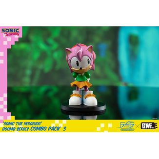 Figura Amy Rose Sonic the Hedgehog BOOM8
