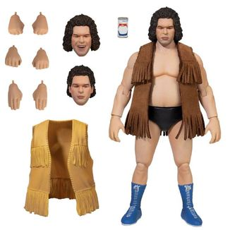 Figura Andre the Giant Ultimates