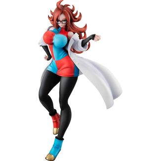 Android 21 figure Dragon Ball Gals