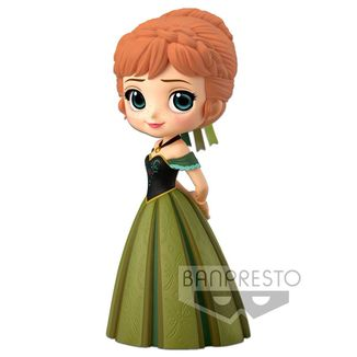 Anna Coronation Figure Frozen Disney Q Posket