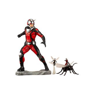 Ant-Man & Wasp ARTFX+ Avenger Series Figure Marvel Comics