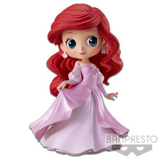 Ariel Pink Princess Dress Disney Q Posket