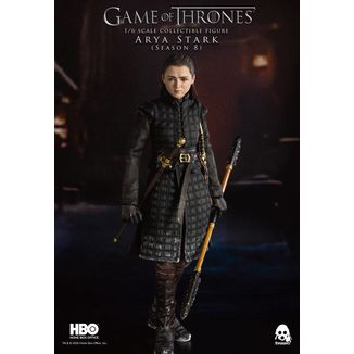 Arya Stark Figure Game of Thrones