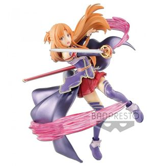 Asuna Extra Motions Yuuki Colors Figure Sword Art Online Espresto