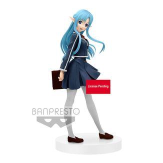 Figura Asuna School Sword Art Online EXQ