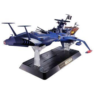 Figura Battleship Arcadia Captain Harlock Soul of Chogoki GX-93