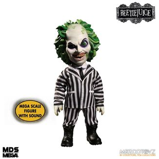 Beetlejuice Figure MDS Mega Scale