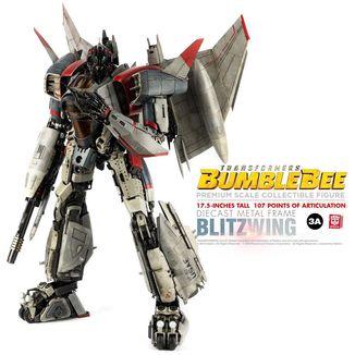 Figura Blitzwing Bumblebee Premium Scale