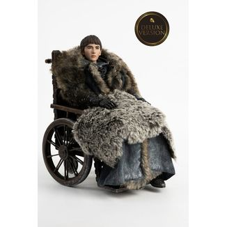 Bran Stark Deluxe Version Figure Game of Thrones