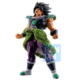 Broly Figure Dragon Ball Super Ichibansho History of Rivals