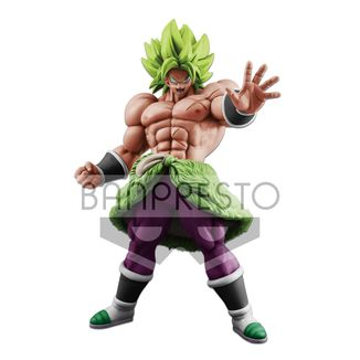Broly Full Power Figure Dragon Ball Super King Clustar