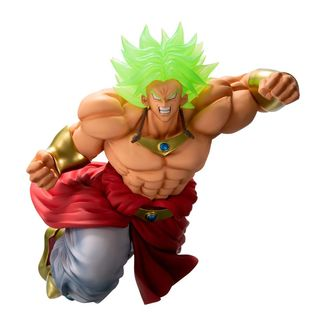 Broly SSJ 93' Figure Dragon Ball Z Ichibansho