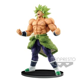 Figura Broly SSJ Full Power Dragon Ball Super BWFC Special