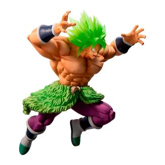 Figura Broly SSJ Full Power Dragon Ball Super Ichibansho