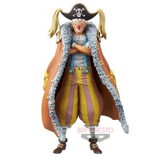 Figura Buggy One Piece Stampede DXF The Grandline Men
