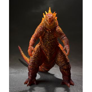 Burning Godzilla 2019 Figure Godzilla King of the Monsters SH Monster Arts