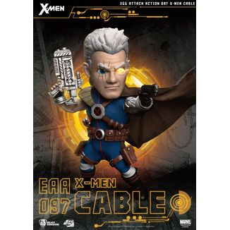 Figura Cable Marvel X Men Egg Attack
