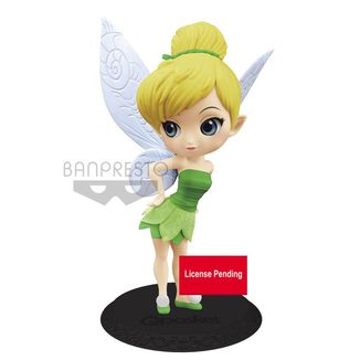 Figura Campanilla Leaf Dress Disney Q Posket